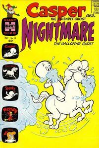 Cover Thumbnail for Casper & Nightmare (Harvey, 1964 series) #12