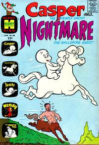 Cover Thumbnail for Casper & Nightmare (Harvey, 1964 series) #20
