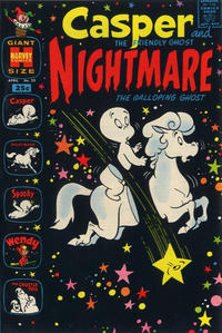 Cover Thumbnail for Casper & Nightmare (Harvey, 1964 series) #23