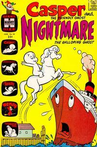 Cover Thumbnail for Casper & Nightmare (Harvey, 1964 series) #24