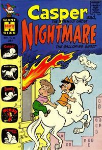 Cover Thumbnail for Casper & Nightmare (Harvey, 1964 series) #26
