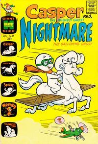 Cover Thumbnail for Casper & Nightmare (Harvey, 1964 series) #27