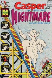Cover Thumbnail for Casper & Nightmare (Harvey, 1964 series) #29