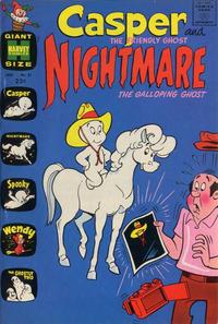 Cover Thumbnail for Casper & Nightmare (Harvey, 1964 series) #31