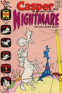 Cover Thumbnail for Casper & Nightmare (Harvey, 1964 series) #32