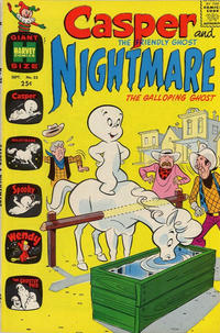Cover Thumbnail for Casper & Nightmare (Harvey, 1964 series) #33