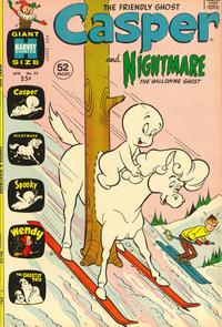 Cover Thumbnail for Casper & Nightmare (Harvey, 1964 series) #35