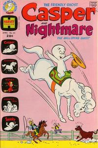 Cover Thumbnail for Casper & Nightmare (Harvey, 1964 series) #41
