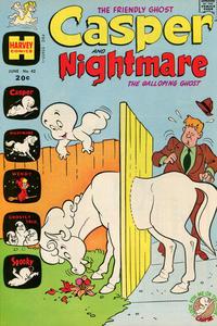 Cover Thumbnail for Casper & Nightmare (Harvey, 1964 series) #42