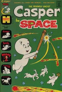 Cover Thumbnail for Casper in Space (Harvey, 1973 series) #7