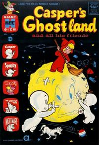 Cover for Casper's Ghostland (Harvey, 1959 series) #11