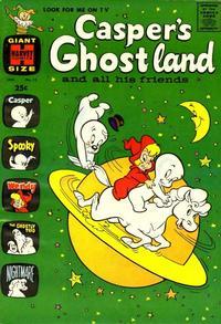 Cover Thumbnail for Casper's Ghostland (Harvey, 1959 series) #12