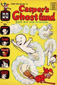 Cover Thumbnail for Casper's Ghostland (Harvey, 1959 series) #14