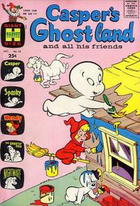 Cover Thumbnail for Casper's Ghostland (Harvey, 1959 series) #15