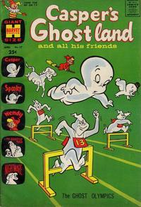 Cover Thumbnail for Casper's Ghostland (Harvey, 1959 series) #17