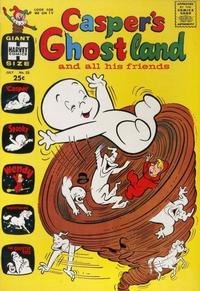 Cover Thumbnail for Casper's Ghostland (Harvey, 1959 series) #22