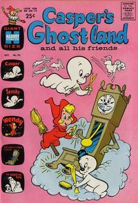 Cover Thumbnail for Casper's Ghostland (Harvey, 1959 series) #23