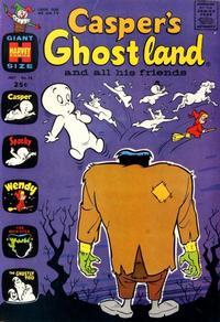 Cover Thumbnail for Casper's Ghostland (Harvey, 1959 series) #26