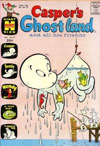 Cover Thumbnail for Casper's Ghostland (Harvey, 1959 series) #27