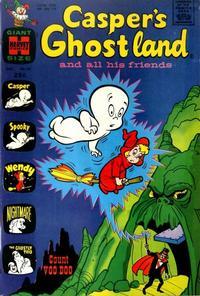 Cover Thumbnail for Casper's Ghostland (Harvey, 1959 series) #32