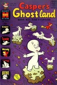 Cover Thumbnail for Casper's Ghostland (Harvey, 1959 series) #33