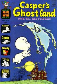 Cover Thumbnail for Casper's Ghostland (Harvey, 1959 series) #35