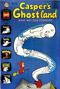 Cover Thumbnail for Casper's Ghostland (Harvey, 1959 series) #37