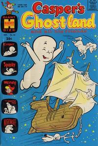 Cover Thumbnail for Casper's Ghostland (Harvey, 1959 series) #44