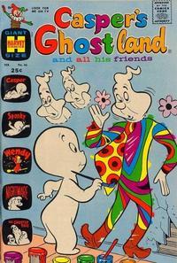 Cover Thumbnail for Casper's Ghostland (Harvey, 1959 series) #46
