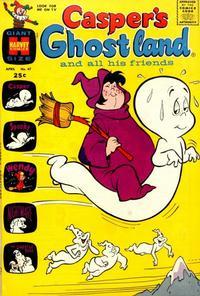 Cover Thumbnail for Casper's Ghostland (Harvey, 1959 series) #47