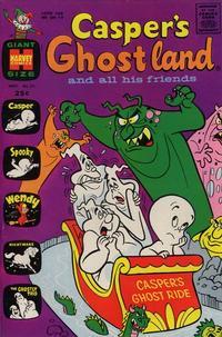 Cover Thumbnail for Casper's Ghostland (Harvey, 1959 series) #51