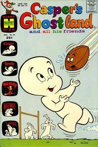 Cover Thumbnail for Casper's Ghostland (Harvey, 1959 series) #59