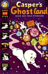 Cover Thumbnail for Casper's Ghostland (Harvey, 1959 series) #69