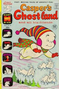 Cover Thumbnail for Casper's Ghostland (Harvey, 1959 series) #77