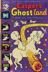Cover Thumbnail for Casper's Ghostland (Harvey, 1959 series) #80