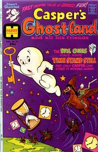 Cover Thumbnail for Casper's Ghostland (Harvey, 1959 series) #83