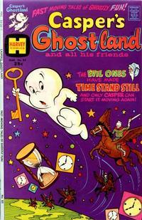 Cover Thumbnail for Casper's Ghostland (Harvey, 1959 series) #83