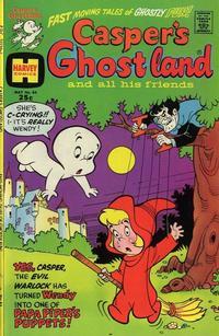 Cover Thumbnail for Casper's Ghostland (Harvey, 1959 series) #84