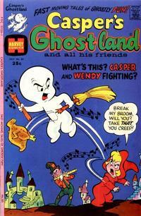 Cover Thumbnail for Casper's Ghostland (Harvey, 1959 series) #85