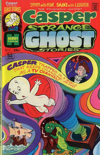 Cover Thumbnail for Casper Strange Ghost Stories (Harvey, 1974 series) #4