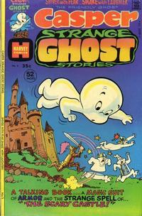 Cover Thumbnail for Casper Strange Ghost Stories (Harvey, 1974 series) #5