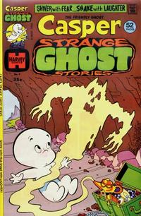 Cover Thumbnail for Casper Strange Ghost Stories (Harvey, 1974 series) #9