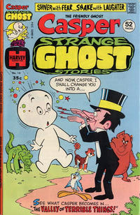 Cover Thumbnail for Casper Strange Ghost Stories (Harvey, 1974 series) #10