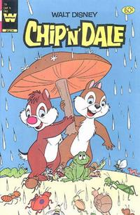 Cover Thumbnail for Walt Disney Chip 'n' Dale (Western, 1967 series) #79