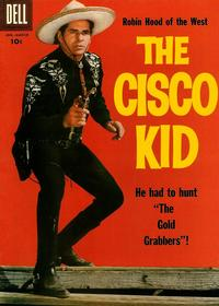 Cover Thumbnail for The Cisco Kid (Dell, 1951 series) #38