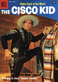 Cover Thumbnail for The Cisco Kid (Dell, 1951 series) #39