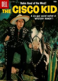 Cover Thumbnail for The Cisco Kid (Dell, 1951 series) #40