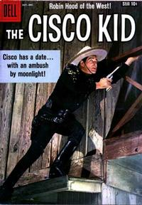 Cover Thumbnail for The Cisco Kid (Dell, 1951 series) #41