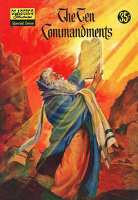 Cover Thumbnail for Classics Illustrated Special Issue (Gilberton, 1955 series) #135A - The Ten Commandments
