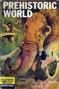 Cover Thumbnail for Classics Illustrated Special Issue (Gilberton, 1955 series) #167A - Prehistoric World